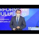 """Participarea premierului Florin Cîțu la evenimentul """"Performerii anului 2020"""" organizat de Bursa de Valori București"""